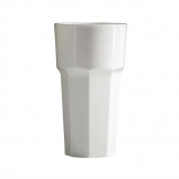 BBP Polycarbonate Tumbler 340ml White (Pack of 36)