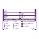Puracycle Reusable Allergen Labels (Pack of 20)