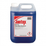 Jantex Glasswasher Rinse Aid Concentrate 5Ltr