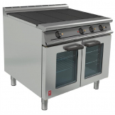 Falcon Dominator Plus Electric Oven Range on Feet E3101 OTC 3HP