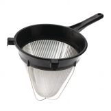 Matfer Exoglass Bouillon Strainer 255mm