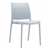 Spice Side Chair - Silver Grey