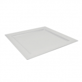 Dalebrook Melamine Square Dover Tray White 375mm