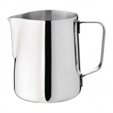 Olympia Stainless Steel Milk Jug 340ml