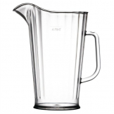 BBP Polycarbonate Jugs 2.3Ltr CE Marked (Pack of 4)