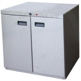 Falcon Pro-Lite Pedestal Hot Cupboard and Lid LD117