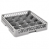 Vogue Glass Rack 16 Compartments