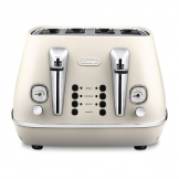 Delonghi Distinta Toaster White CTI4003W