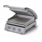 Roband Contact Grill 6 Slice Ribbed Top Plate 2200W GSA610R