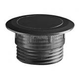 42mm Extrema Parasol Cap - Black x 5