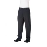 Chef Works Constructed Chefs Trousers Black 48
