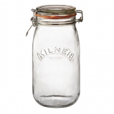 Kilner Clip Top Preserve Jar 1500ml
