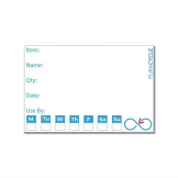 Puracycle Reusable Day Labels (Pack of 50)