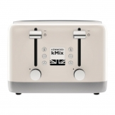 Kenwood kMix 4 Slot Toaster Cream TFX750CR