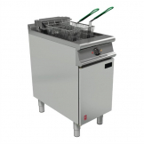 Falcon Dominator Single Tank Twin Basket Free Standing Electric Fryer E3840