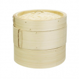 Vogue Bamboo Food Steamer 152mm