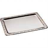 APS Stainless Steel Service Tray 600mm