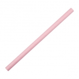 Fiesta Green Compostable Paper Smoothie Straws Pink (Pack of 250)