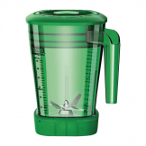 Waring Green 1.4 litre Jar for use with Waring Xtreme Hi-Power Blender