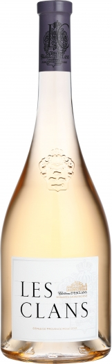 Chateau d'Esclans - Les Clans Rose 2017 (75cl Bottle)