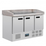 Polar G Series Pizza Prep Counter Fridge 368Ltr