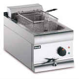 Lincat Single Tank Single Basket Countertop Electric Fryer DF36