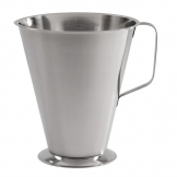 Stainless Steel Measuring Jug 2.2Ltr