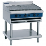 Blue Seal Natural Gas Chargrill G59/6-Nat