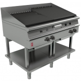 Falcon Dominator Plus LPG Chargrill On Fixed Stand G31225