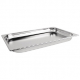 Vogue Stainless Steel 1/1 Gastronorm Pan 40mm