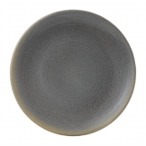 Dudson Evo Granite Coupe Plate 228mm (Pack of 6)