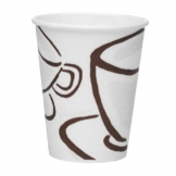Benders Milano Barrier Disposable Hot Cups 230ml / 8oz (Pack of 1190)