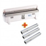 Special Offer Wrapmaster4500 Dispenser and 3 x 90m Foil (J371)