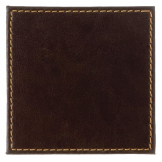 Faux Leather Coasters (Pack of 4)