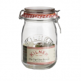 Kilner Clip Top Preserve Jar 1000ml