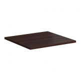 Holz Table Top - Wenge - 700x700x25mm
