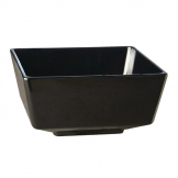 APS Float Square Dipping Bowl Black 55mm