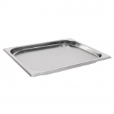 Vogue Heavy Duty Stainless Steel 1/2 Gastronorm Pan 20mm