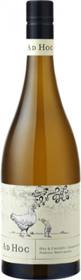 Larry Cherubino - Ad Hoc Hen & Chicken Chardonnay 2019 (75cl Bottle)