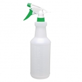 Jantex Colour-Coded Trigger Spray Bottle Green 750ml