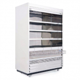 Williams Slimline Gem Multideck White with Security Shutter Width 1856mm