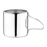 Olympia Concorde Milk Jug Stainless Steel 85ml