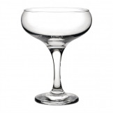 Utopia Creative Bar Champagne Saucers 240ml (Pack of 12)