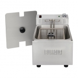Buffalo Single Tank Single Basket 5Ltr Countertop Fryer 2.8kW