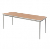 Gopak Enviro Indoor Beech Effect Rectangle Dining Table 1800mm