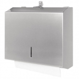 Jantex Stainless Paper Towel Dispenser