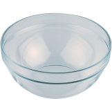 APS Glass Bowl Small 140mm