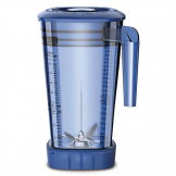 Waring Blue 2Ltr Jar for use with Waring Xtreme Hi-Power Blender