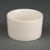 Olympia Ivory Contemporary Ramekins 80mm (Pack of 12)
