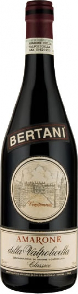 Bertani - Amarone Classico 2009 (75cl Bottle)